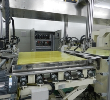 PP自动裁切堆叠系统